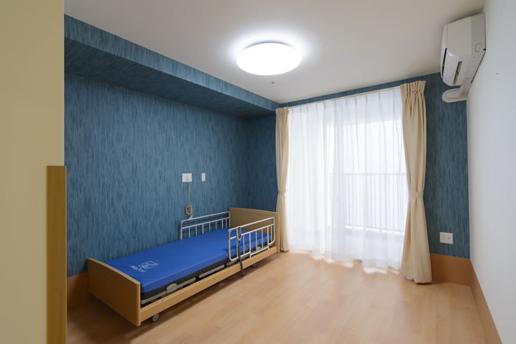 ユニットオパール部屋写真